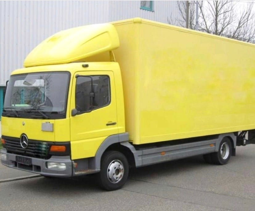 Mercedes для грузоперевозок 5 тонн