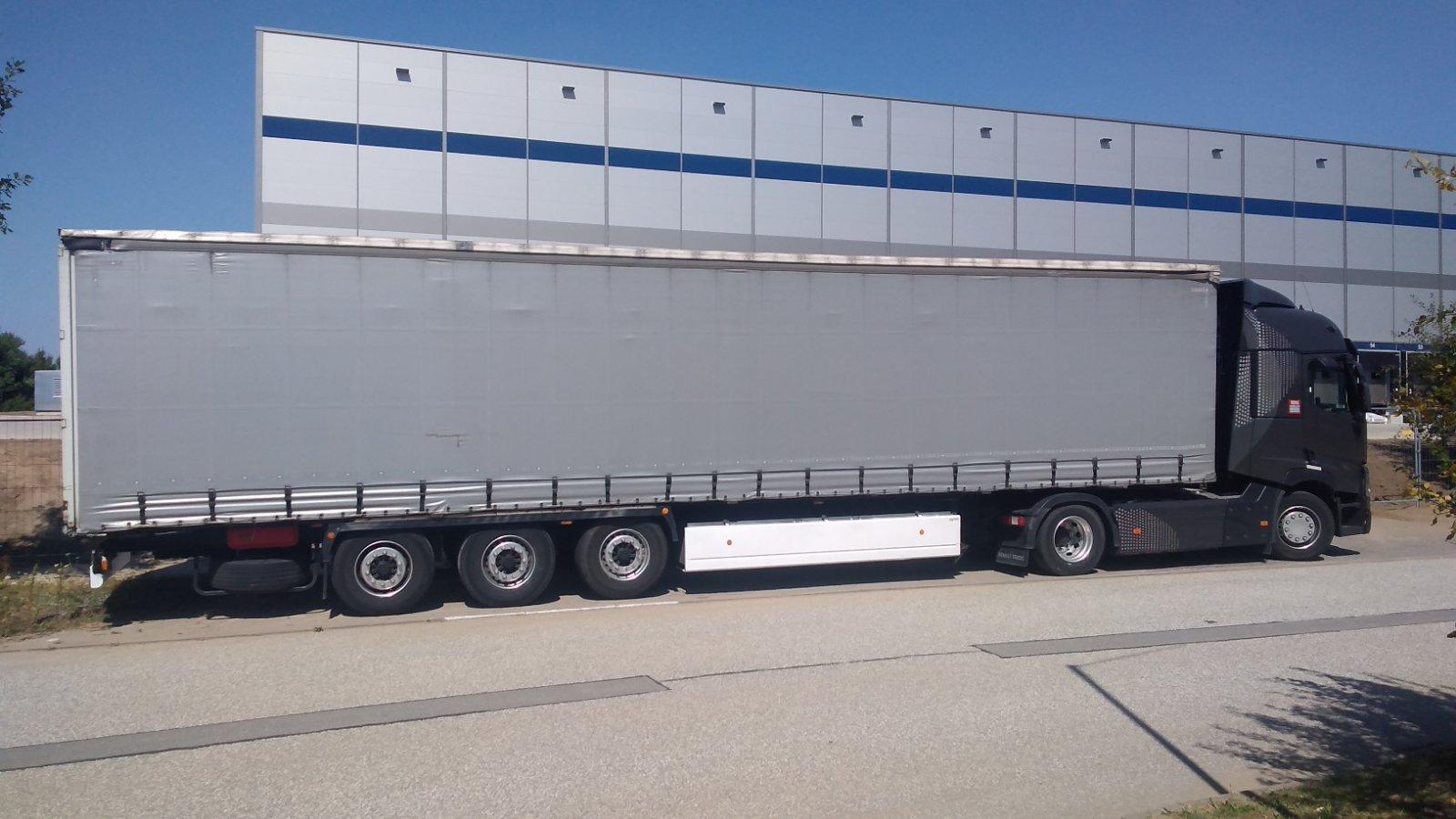 Фура до 22 тонн