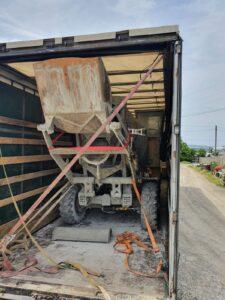 Негабаритный груз до 5 тонн в кузове перевозчика